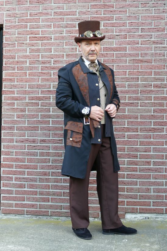Steampunk Peter 1 50
